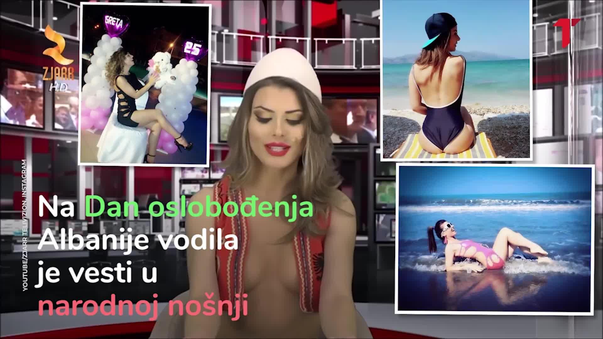 Udaju slikom sa za albanke Devojke za