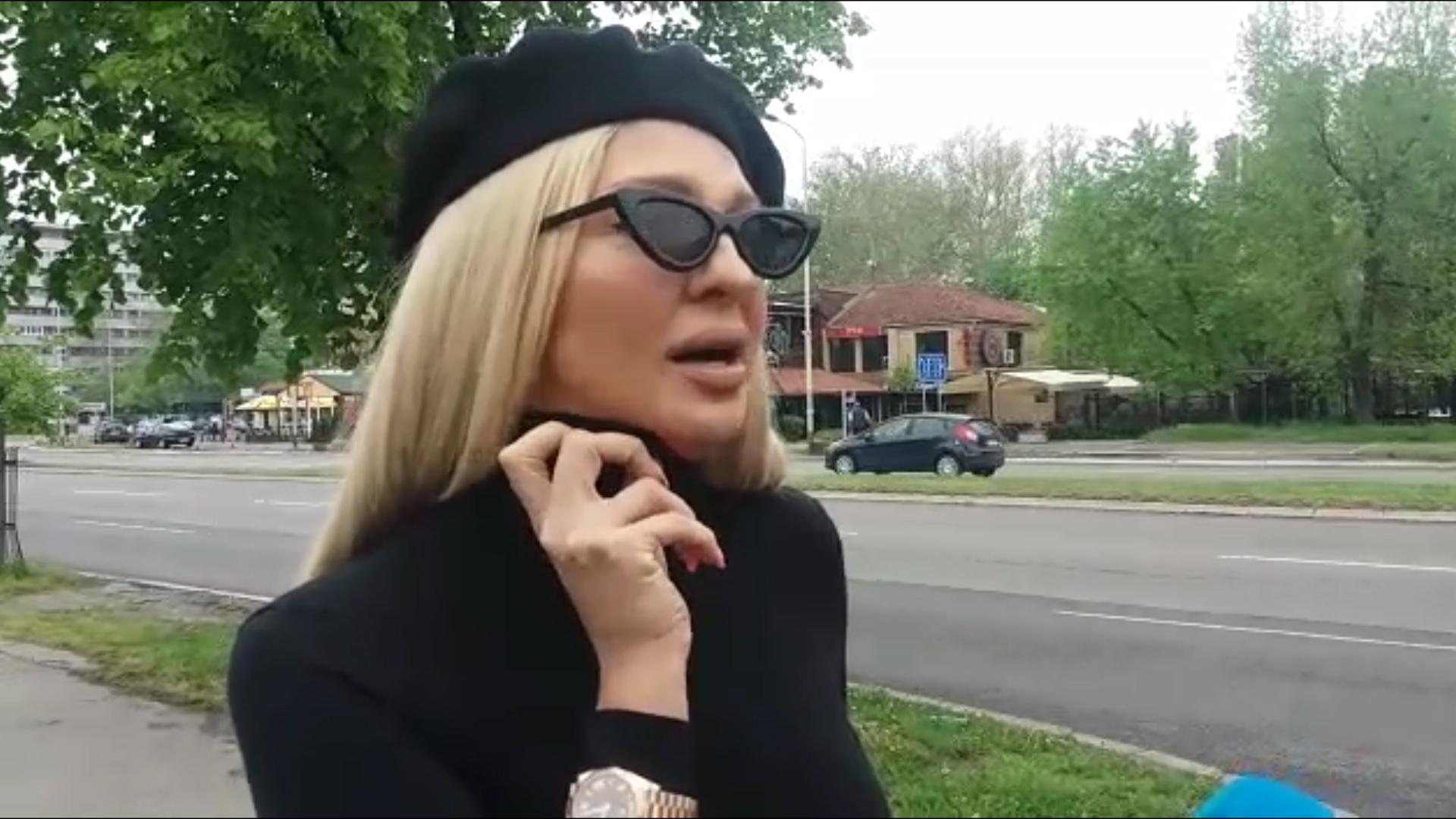 Jelena Karleuša posle suđenja sa Cecom: Ja sam protiv svakog oblika nasilja  - Telegraf.tv