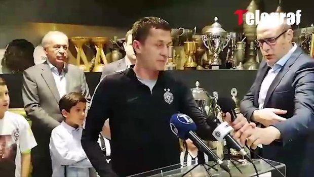 S porodicom je najlepše: Oproštajni govor Saše Ilića u Partizanu