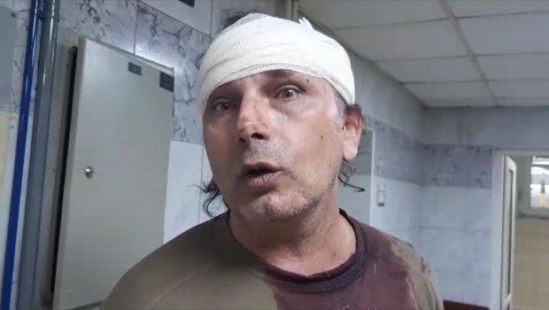 Prva izjava Srboljuba Subotića nakon napada