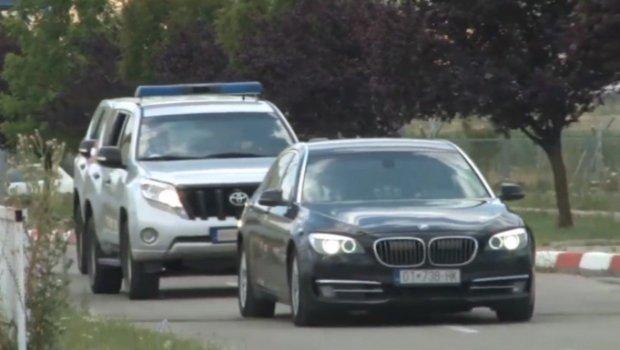 Haradinaj kreće u Hag u pratnji policije, stigao na prištinski aerodrom