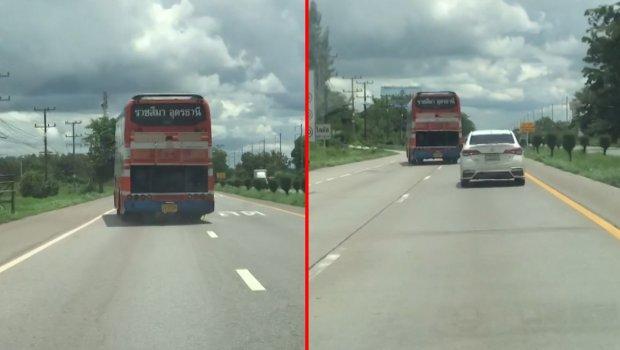 Majstoru je pukla osovina na autobusu ali on se nije zaustavio